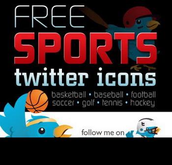 Девять twitter иконок для любителей