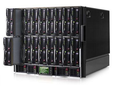 Почему стоит выбирать блейд серверы от HP